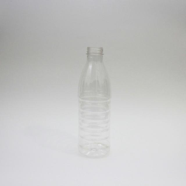 ПЭТ бутылка 1 литр (молочная)